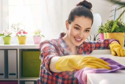 Basic cleaning services of indoor areas | House Solutions