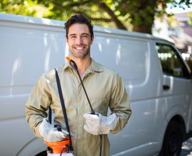 Disinfection operations - Pest Control   House Solutions