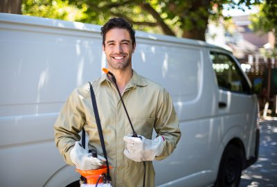 Disinfection operations - Pest Control | House Solutions